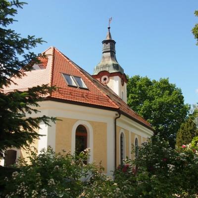 Kościół - galeria w Sulminie