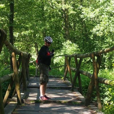 Mostek na Raduni