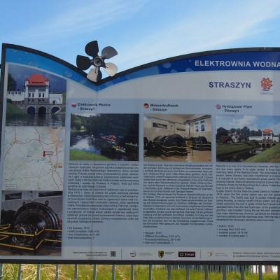 Elektrownia wodna Straszyn