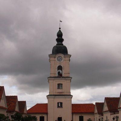 Zespół klasztorny w Wigrach