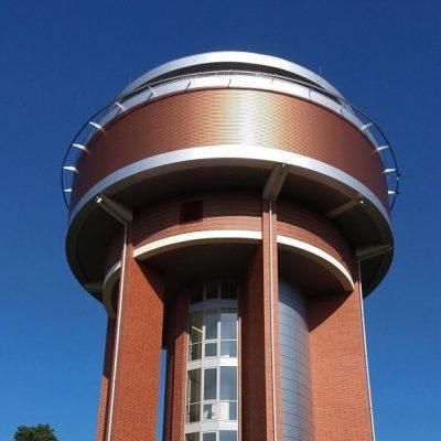 Zbiornik wody Kazimierz zapewnia wode glebinowa dla mieszkancow Sobieszewa od 2015 r.