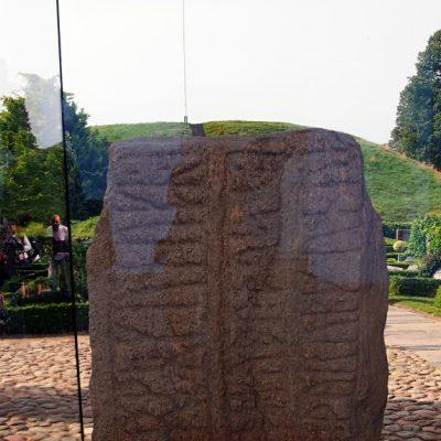 Kamień Gorma.